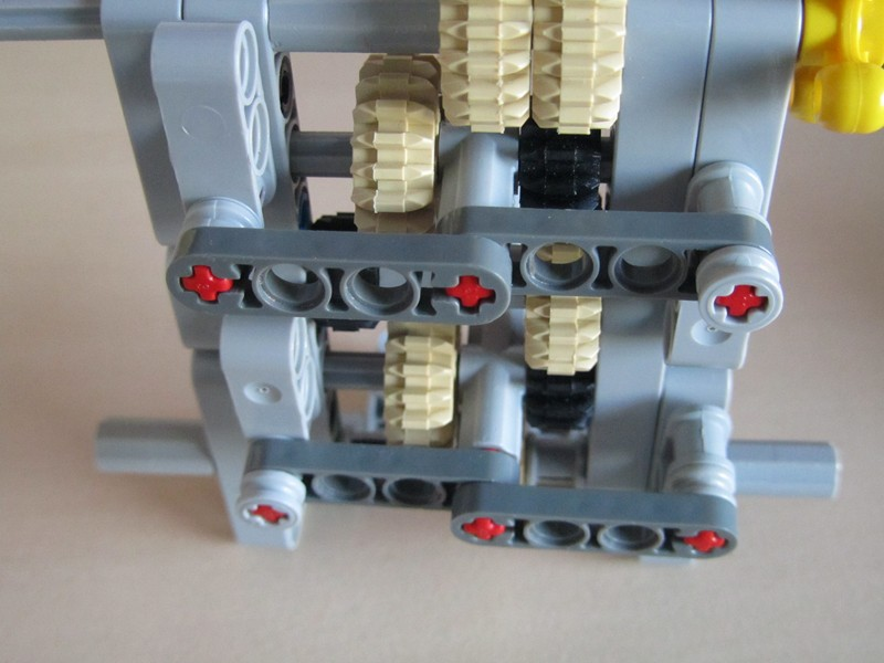 bo te vitesse automatique charbel lego cr ation. Black Bedroom Furniture Sets. Home Design Ideas