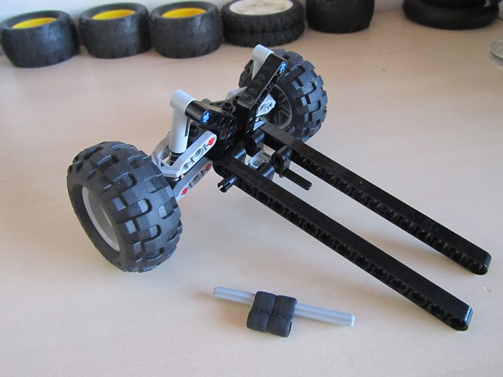 Charbels Lego Return To Center Steering Design Lego Technic And